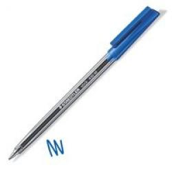 Cheap Stationery Supply of Staedtler 430 Stick Ball Pen Medium 0.35mm Blue Pack of 10 Office Statationery