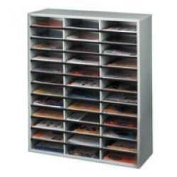 Cheap Stationery Supply of Fellowes Literature Organiser 36 Compartments Office Statationery