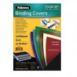 Fellowes Binding Covers Delta Coverboard 270gsm A4 BK Pack 100 35515FE