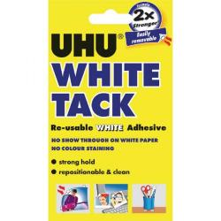 Cheap Stationery Supply of Uhu White Tack Handy Pack of 12 Office Statationery