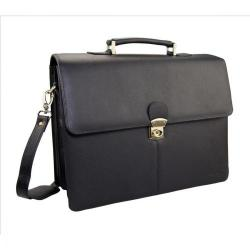 Cheap Stationery Supply of Monolith Leather Briefcase Office Statationery