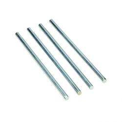 Cheap Stationery Supply of Avery Plated Riser Rods Silver 404z-118 Pack of 4 Office Statationery