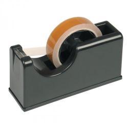 Cheap Stationery Supply of Economy Desk Dispenser 25mm Grey Office Statationery