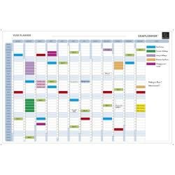 Cheap Stationery Supply of Exaplanner Yearly Mag Planner 90x59cm Office Statationery