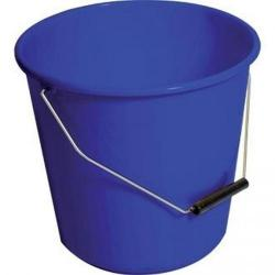 Cheap Stationery Supply of 10ltr Blue Bucket Office Statationery
