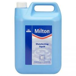 Cheap Stationery Supply of Milton Disinfecting Fluid 5 Litre Office Statationery