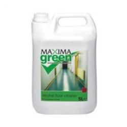 Cheap Stationery Supply of Maxima Green Neutral Floor Cleaner 5L Pack 1 DD 52935CP Office Statationery