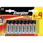 Energizer Max Aa Pack of 8  4 Free