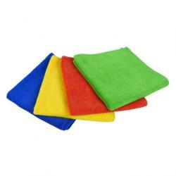 Cheap Stationery Supply of Microfibre Cloths (38x38) RD PK10 Office Statationery