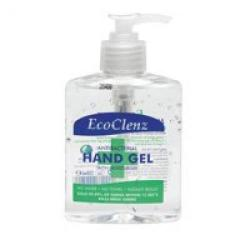 Cheap Stationery Supply of EcoClenz 250ml Hand Gel 59739EC Office Statationery