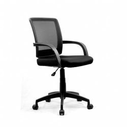 Cheap Stationery Supply of Beta Mesh Chair Contoured Back Office Statationery