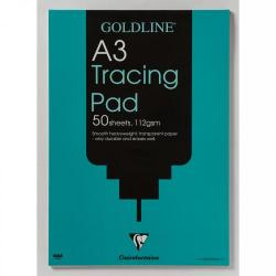 Cheap Stationery Supply of Goldline Heavyweight Tracing Pad A3 Gpt3a3z Office Statationery