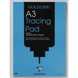 Cheap Stationery Supply of Goldline Popular Tracing Pad 63gsm 50 Sheets A3 Code Gpt2a3 Office Statationery