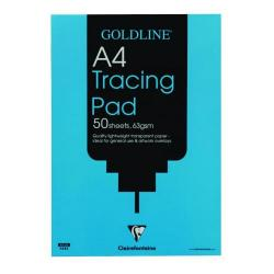 Cheap Stationery Supply of Goldline Popular Tracing Pad 63gsm 50 Sheets A4 Code Gpt2a4 Office Statationery