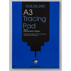 Cheap Stationery Supply of Goldline Professional Tracing Pad A3 Gpt1a3z Office Statationery