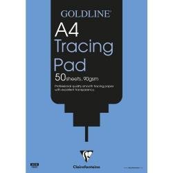 Cheap Stationery Supply of Goldline Professional Tracing Pad A4 Gpt1a3z Office Statationery