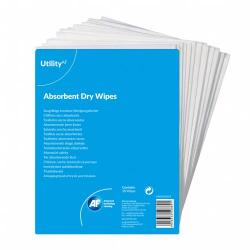 Cheap Stationery Supply of Valuex General Purpose Absorbent Dry Wipes Pack 50 Office Statationery