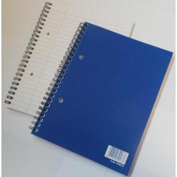 Cheap Stationery Supply of ValueX A5 Twinwire Notebook 100p PK5 Office Statationery