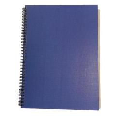 Cheap Stationery Supply of ValueX A4 Notebook Twinwire Hardback160p Office Statationery