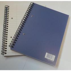 Cheap Stationery Supply of ValueX A5 Twinwire PP Nbook 160p PK10 Office Statationery