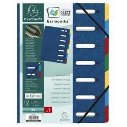 Cheap Stationery Supply of Exacompta Harmonika 7 Part File Office Statationery