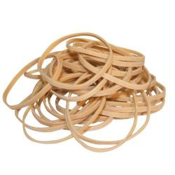 Cheap Stationery Supply of ValueX Rubber Bands No 63 Natural 454g Office Statationery
