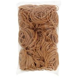 Cheap Stationery Supply of ValueX Rubber Bands No 24 Natural 454g Office Statationery