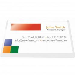 Cheap Stationery Supply of Business Card Pocket Short Side OpenPK10 Office Statationery