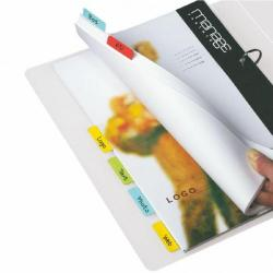 Cheap Stationery Supply of Index Tabs Re-posi 25mm Asstd 72 Tabs Office Statationery