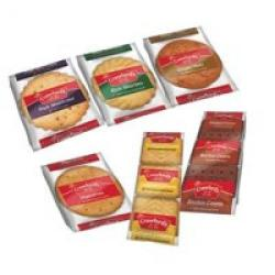 Cheap Stationery Supply of Crawfords Mini Pack Biscuit 100x Pack 3 Office Statationery
