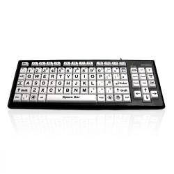 Cheap Stationery Supply of Monster 2 USB High Contrast Keyboard Office Statationery