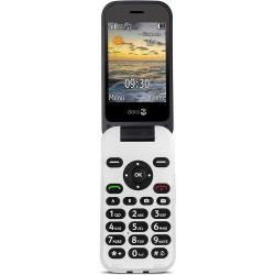 Cheap Stationery Supply of Doro 6620 Black White Mobile Phone Office Statationery