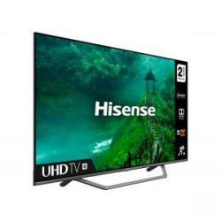 Cheap Stationery Supply of Hisense Ae7400f 55ae7400ftuk Tv 139.7 Cm 55 Inch 4k Ultra Hd Smart Tv Wi-fi Grey Office Statationery