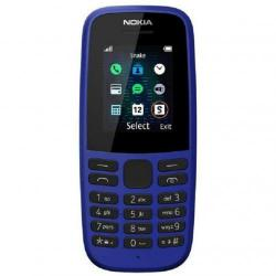 Cheap Stationery Supply of Nokia 105 Blue Mobile Phone Office Statationery
