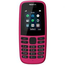 Cheap Stationery Supply of Nokia 105 Pink Mobile Phone Office Statationery
