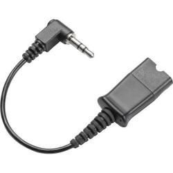 Cheap Stationery Supply of Plantronics Spare Connection Cable 3.5m To Qd Office Statationery