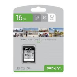 Cheap Stationery Supply of Pny 16gb High Elite Cl10 Uhs1 Sdhc Office Statationery
