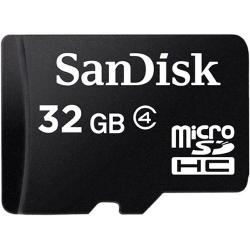Cheap Stationery Supply of Sandisk 32gb Microsdhc Class 4 Office Statationery