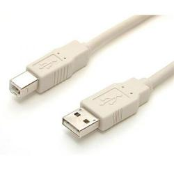 Cheap Stationery Supply of Startech 3 Ft Beige A To B Usb 2.0 Cable Office Statationery