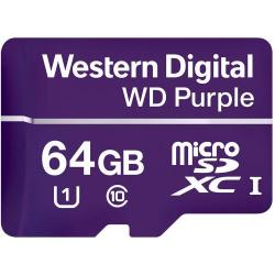 Cheap Stationery Supply of Flash Card 64gb Purple Uhs1 Microsd Office Statationery