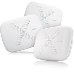 Cheap Stationery Supply of Zyxel Multy X Wsq50 Wifi System 3 Pack Office Statationery