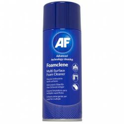 Cheap Stationery Supply of Af Foamclene 300ml Anti-static Foaming Cleaner Office Statationery