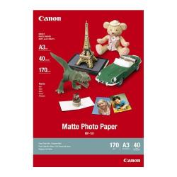 Cheap Stationery Supply of Canon 7981a008 Photo Paper A3 40 Shts Office Statationery
