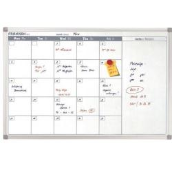 Cheap Stationery Supply of Franken Week Planner Magnetic W900xH600mm VO-5 VO-5 Office Statationery