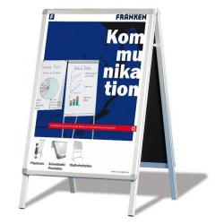 Cheap Stationery Supply of Franken A-Board Poster Frame Din A1 BSA1 BSA1 Office Statationery