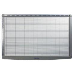 Cheap Stationery Supply of Franken Grey Multi-Functional Planner 600 x 910mm EU5000GB Office Statationery