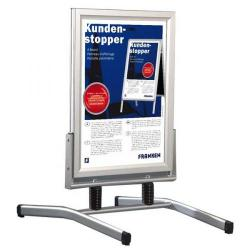 Cheap Stationery Supply of Franken Extra A-Board Poster Frame Din A1 BS1308 Office Statationery