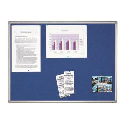 Cheap Stationery Supply of Franken Felt Pin Board Pro 1000x1500mm Blue PT830903 PT830903 Office Statationery