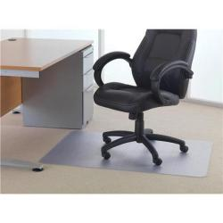 Cheap Stationery Supply of Cleartex Chairmat for Carpet 1200x1500mm Clear KF73647 Office Statationery