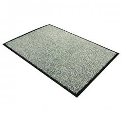 Cheap Stationery Supply of Doortex Dust Control Door Mat 900x1500mm Black/White 49150DCBWV Office Statationery